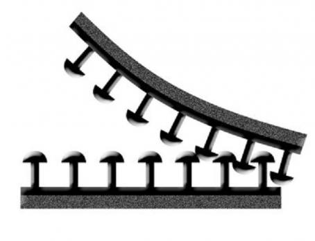 Застежка 3M™ Dual Lock™ SJ3551